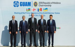 Meeting of the Heads of Government of the GUAM Member States