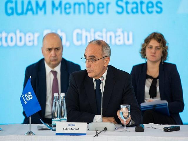 Встреча Глав правительств государств-членов ГУАМ