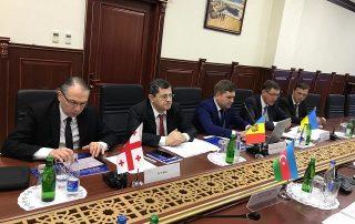 29-е заседание Руководящего комитета по реализации Проекта по содействию торговле и транспортировке ГУАМ