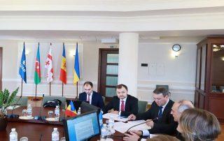 48-е заседание Совета национальных координаторов ГУАМ