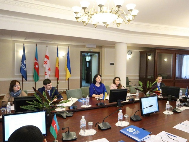 2nd Meeting of the Working Body coordinating the activities of the Contracting Parties to the Agreement on Establishment of Free Trade Area
