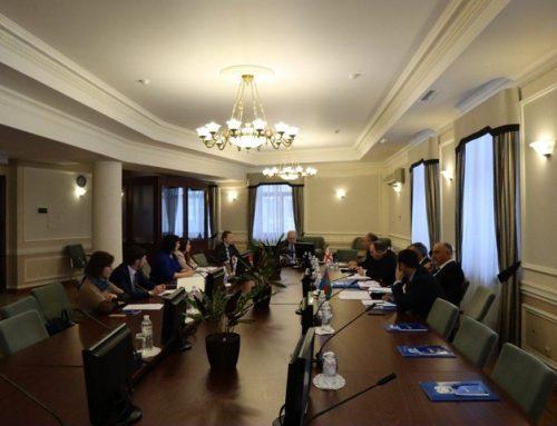 2-е заседание Рабочего органа, координирующего действия Договаривающихся Сторон Соглашения о создании зоны свободной торговли