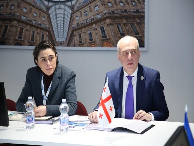 33-е заседание Совета министров иностранных дел ГУАМ