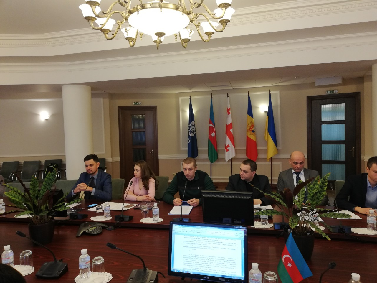 8th Meeting of the Working Group on cyber security