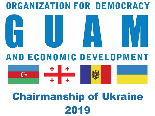 Chairmanship of Ukraine in GUAM (2019)
