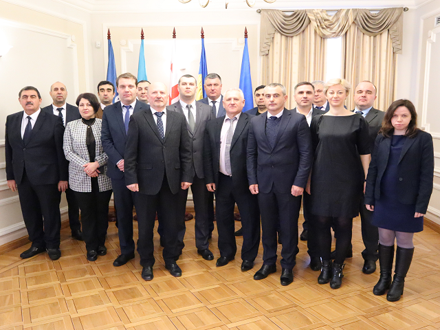 21st Meeting of the Working Group on Coordination of Combating Crime