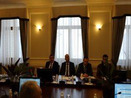 21-е заседание Рабочей группы по вопросам координации борьбы с преступностью