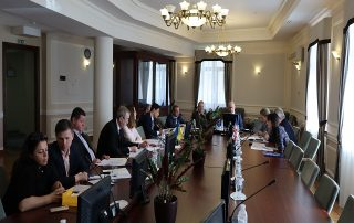 15th Meeting of the Working Group on Transport