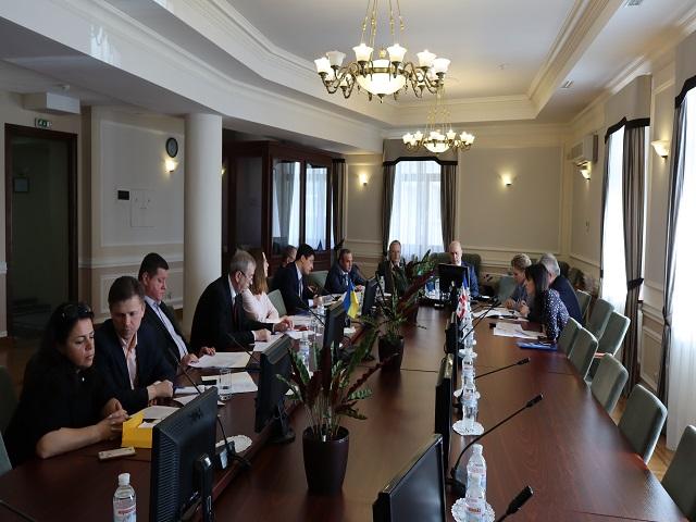 15-е заседание Рабочей группы по транспорту