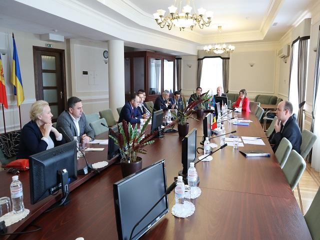 22-е заседание Рабочей подгруппы по борьбе с терроризмом