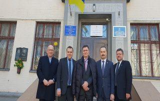 Заявление группы наблюдателей ГУАМ в связи с выборами Президента Украины 2019