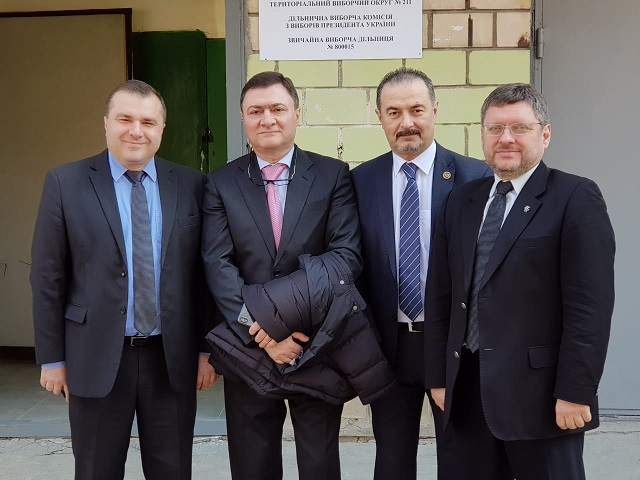 Statement of the Group of Observers of the Organization for Democracy and Economic Development – GUAM on the election of the President of Ukraine 2019