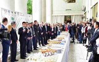Координатор программ Секретариата ГУАМ принял участие в фестивале «Карпатский простор-2019»
