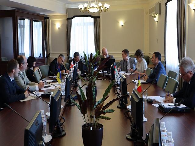 20-е заседание Рабочей группы по чрезвычайным ситуациям
