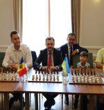 В Секретариате ГУАМ состоялся сеанс одновременной игры в шахматы