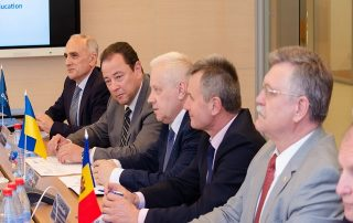 2-е заседание руководителей дипломатических академий и институтов при МИД государств-членов ГУАМ