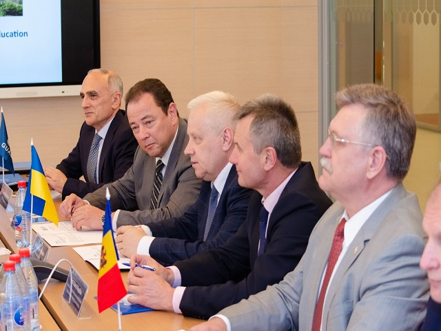 2nd Meeting of the Heads of Diplomatic Academies and Institutes at the MFA of the GUAM Member States