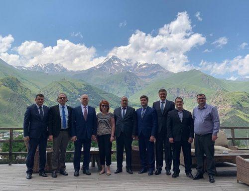 30-е заседание Руководящего комитета по реализации Проекта по содействию торговле и транспортировке ГУАМ