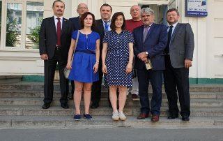 Группа наблюдателей на внеочередных выборах народных депутатов Украины