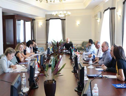 3-е заседание Рабочего органа, координирующего действия Договаривающихся Сторон Соглашения о создании зоны свободной торговли
