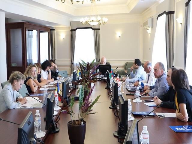 3-е заседание Рабочего органа, координирующего действия Договаривающихся Сторон Соглашения о создании ЗСТ ГУАМ