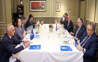 34-е заседание Совета министров иностранных дел ГУАМ