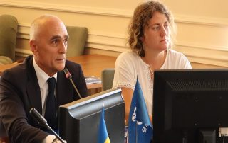 50-е заседание Совета национальных координаторов