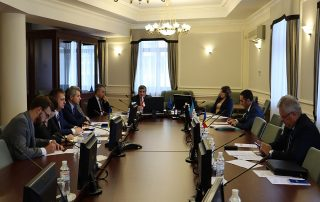 21st Meeting of the Working Group on Civil Emergency