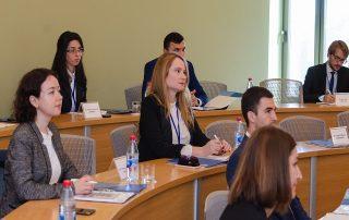 GUAM Secretary General met with the participants of the Caspian Basin Studies Program
