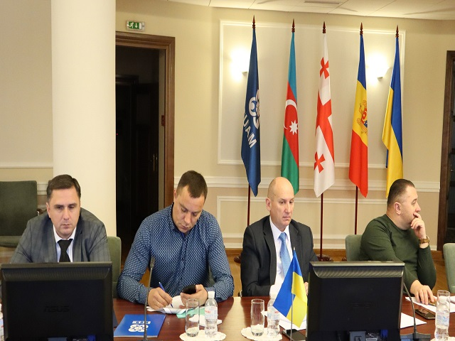 23-е заседание Рабочей подгруппы по борьбе с терроризмом