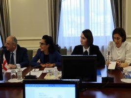 51-е заседание Совета национальных координаторов ГУАМ