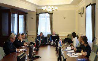 16-е заседание Рабочей группы по транспорту