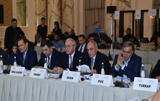 Генеральный секретарь ГУАМ выступил на 9-той сессии Парламентской Ассамблеи тюркоязычных стран