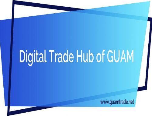 Запуск Виртуального торгового узла ГУАМ