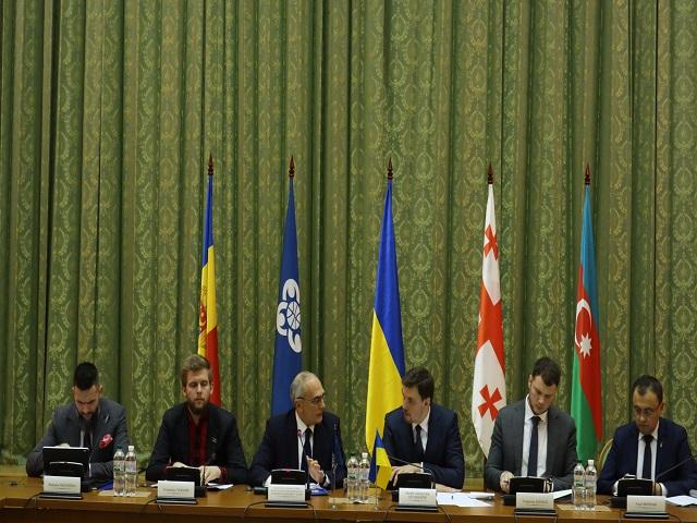 Встреча Глав правительств государств-членов ГУАМ, 2019