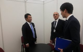 GUAM-Japan high-level meetings on the sidelines of the OSCE Council of Ministers