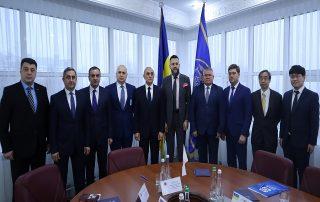 Вторая встреча Глав таможенных администраций государств-членов ГУАМ
