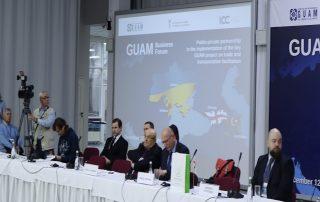 Второй Бизнес-форум ГУАМ