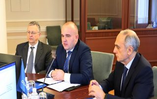 22nd Meeting of the Working Group on Coordination of Combating Crime