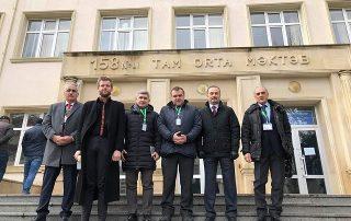 Группа парламентариев государств-членов ГУАМ приняла участие в наблюдении за внеочередными выборами Милли Меджлиса Азербайджанской Республики